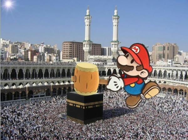 Kaaba - mario