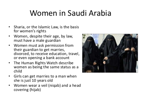 Women in arabia