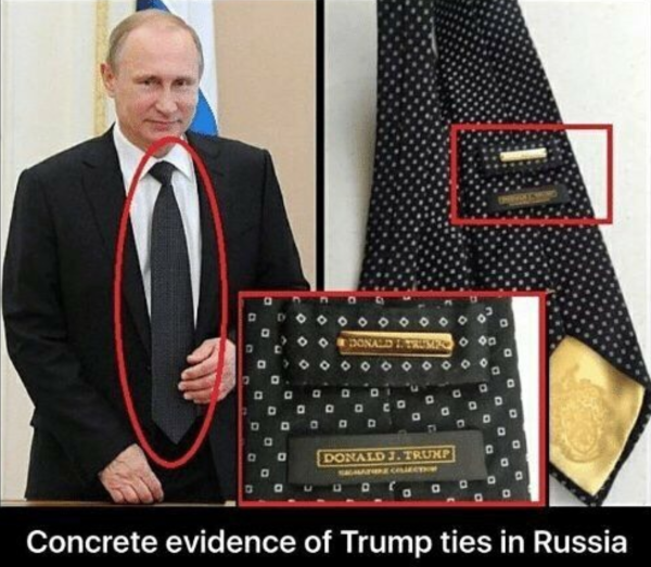 Trump ties to Russia