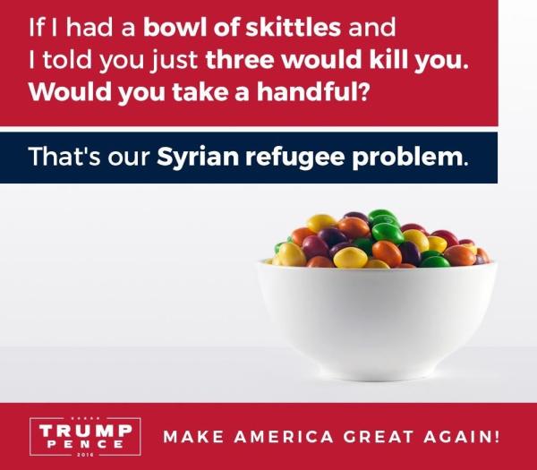 Syrian skittles