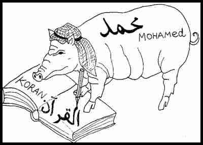 Muhammad pig