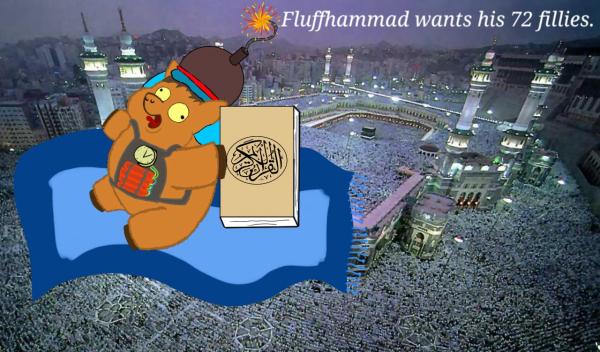 Kaaba - procunt muhammad