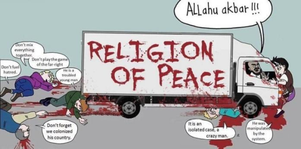 Islam - the truck of peace