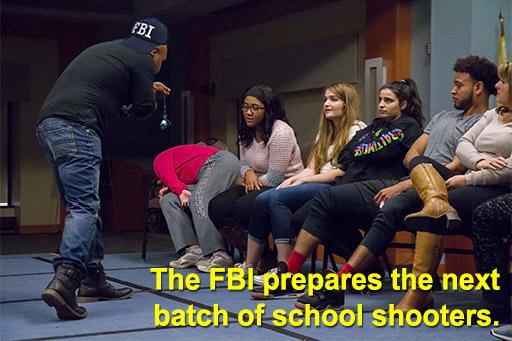 FBI prep