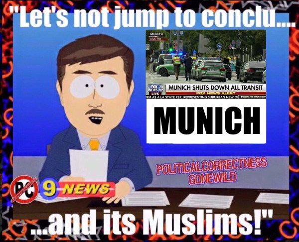 And its muslims