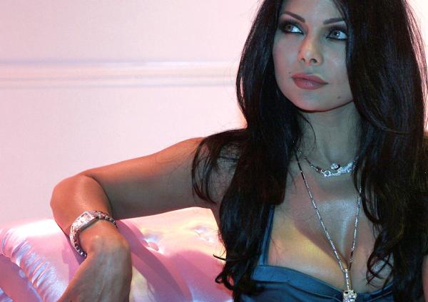 Haifa Wehbe is a bad girl