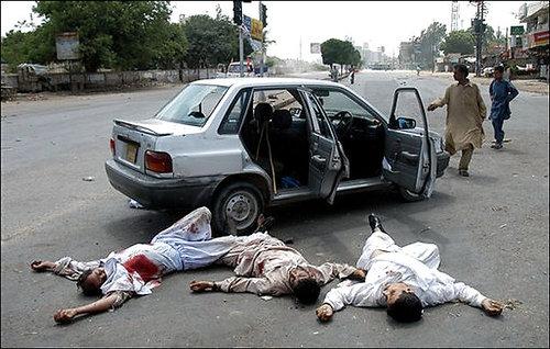Pakistanis Murdered