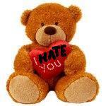 A Teddy Bear from Hell