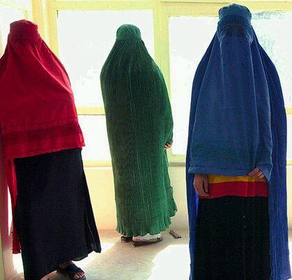 Bad Muslim Woman